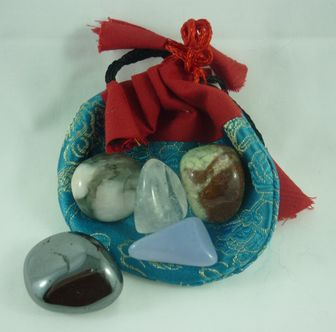 Crystal Pouches  Wellbeing
