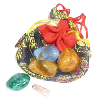 Crystal Pouches   Safe Travel
