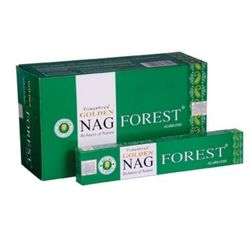 Golden Nag Incense - Forest