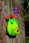 Himalayan Journey - Flying Toadstool and Rainbow Fairy Home