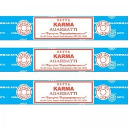Satya Incense - Karma - Box