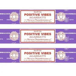 Satya Incense - Positive