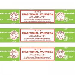 Satya Incense - Traditional Ayurvedic